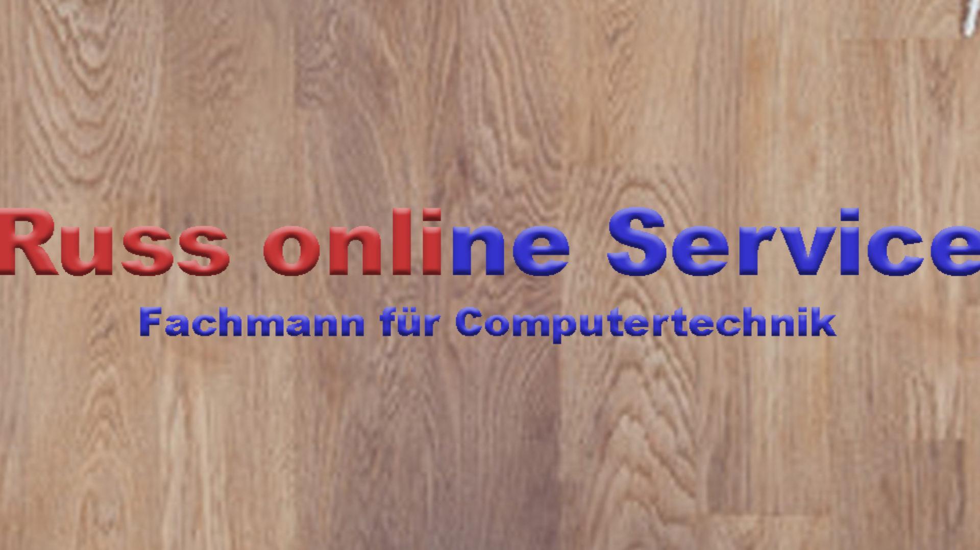 Russ online Service